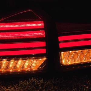 Audi Style LED Backlight For Honda Grace