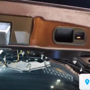 Auto Hydraulic Backdala Dumper