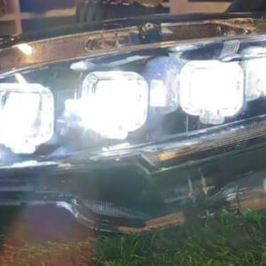 Bugatti Chiron Style Headlights For Honda Civic (2014-2019)
