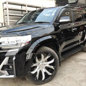 limgene Bodykit For Landcruiser V8 (2016 To 2020)  Wald Convert to Limgene