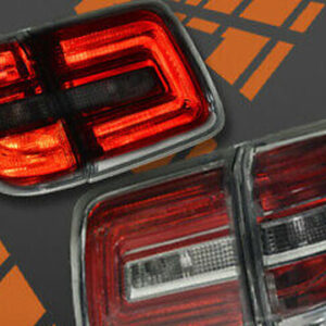 Led Sequential Tail Light For Nissan Patrol