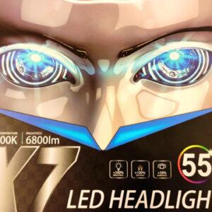 X7 LED Bulb